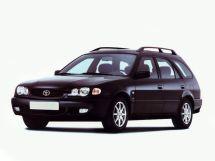 Toyota Corolla рестайлинг, 8 поколение, 01.1999 - 12.2001, Универсал