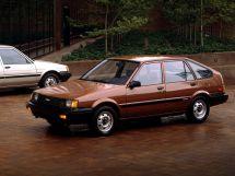 Toyota Corolla 1983, хэтчбек 5 дв., 5 поколение, E80