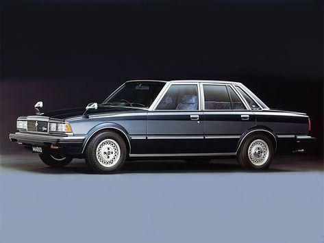 Toyota Mark II (X60) 10.1980 - 08.1984