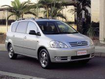 Toyota Picnic 2 поколение, 03.2001 - 09.2003, Минивэн
