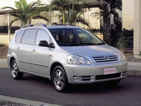 Toyota Picnic (XM20) 03.2001 - 09.2003