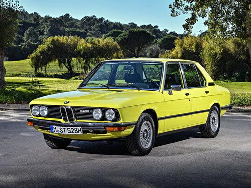 BMW 5-Series 1972 - 1976