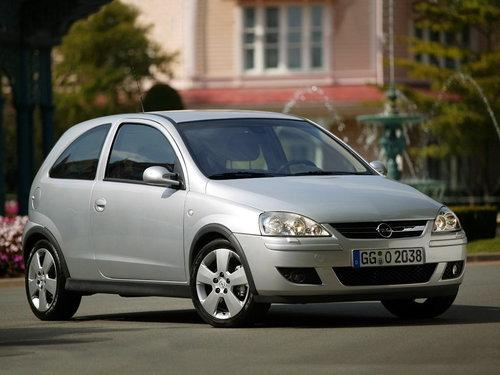Opel Corsa 2003 - 2006