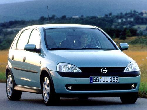 Opel Corsa 2000 - 2003