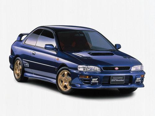 Subaru Impreza WRX STI 1997 - 2000