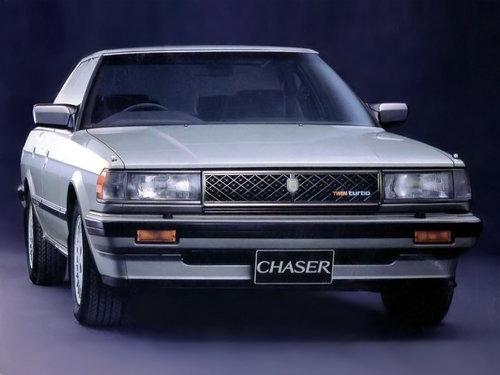 Toyota Chaser 1984 - 1988