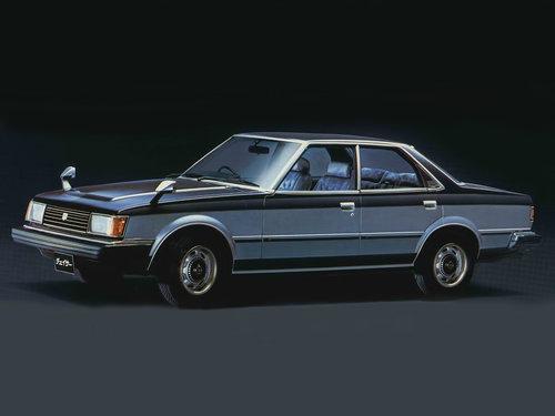 Toyota Chaser 1980 - 1984