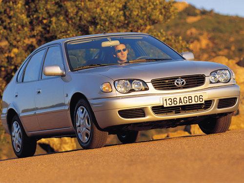 Toyota Corolla 1999 - 2001