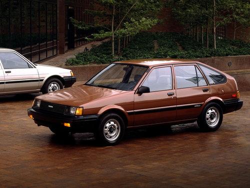 Toyota Corolla 1983 - 1987