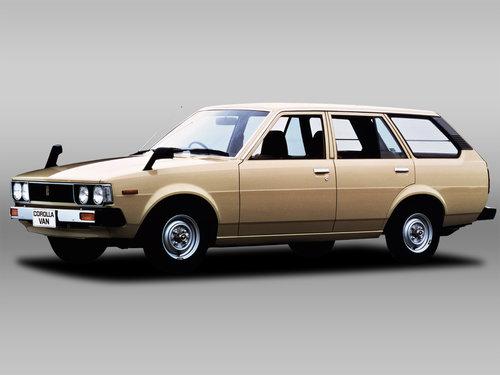 Toyota Corolla 1979 - 1982