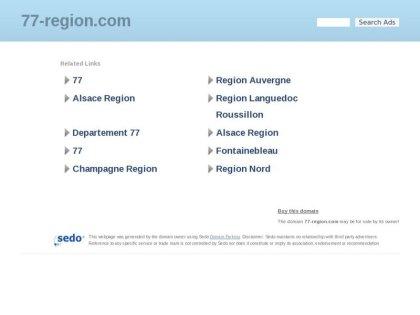 77 регион