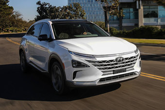 Конкретная дата начала производства Hyundai Nexo пока не раскрывается.