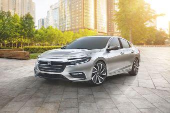 Целевым рынком для новой Honda Insight станет североамериканский.