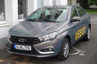 По количеству проданных автомобилей Lada в Германии сопоставима с SsangYong  и Lexus. a2673cec92f
