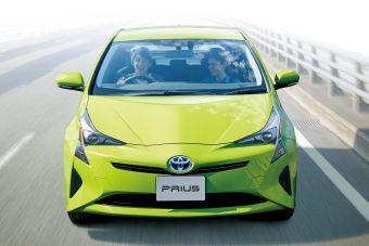 На второе место поднялся Nissan Note, на третье спустилась Toyota Aqua.