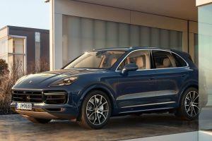 Новый Porsche Cayenne будет стоить от 4,99 млн рублей