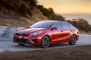 В Детройте представили седан KIA Forte нового поколения