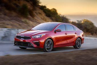 В Северной Америке продажи нового KIA Forte стартуют в первом полугодии нынешнего года.