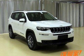 Jeep Grand Commander будет конкурировать в Китае с Toyota Highlander и Volkswagen Teramont.