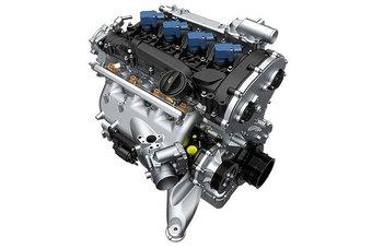 Турбированная «четверка» предназначена для минивэнов ЕМП-4125, внедорожников ЕМП-4125 и гражданских модификаций седана ЕМП-4123.