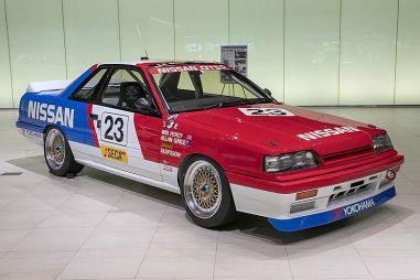 Nissan восстановил гоночный Skyline GTS-R 1988 года