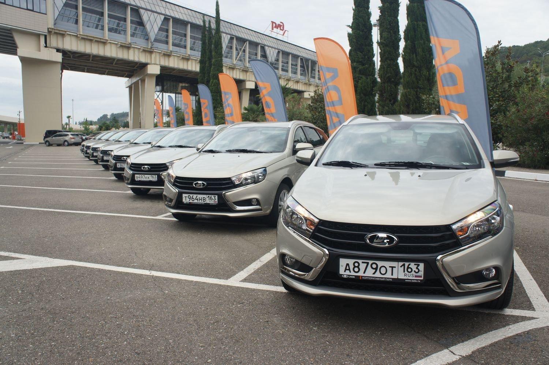 АвтоВАЗ собрал 10 тысяч заказов на Lada Granta