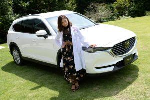 Новая Mazda CX-8 (кузов 3DA-KG2P). Драйв-тест надорогах общего пользования