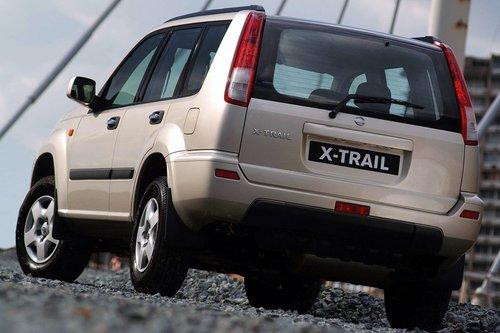 nissan x-trail 2002 рычаги рулевой рейки