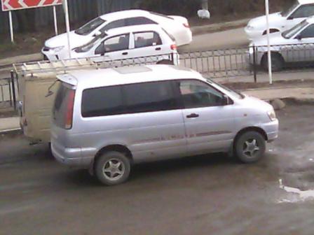Toyota Town Ace Noah 1998 - отзыв владельца