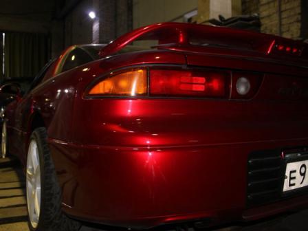 Mitsubishi GTO 1990 - отзыв владельца