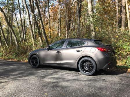 Mazda Mazda3 2016 - отзыв владельца