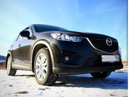 Mazda CX-5 2013 - отзыв владельца