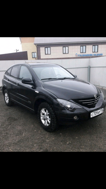 SsangYong Actyon, 2007