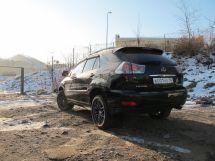 Lexus RX400h, 2007