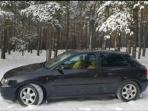 Audi A3, 1998