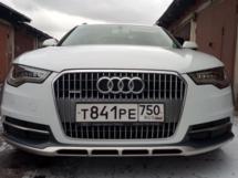 Audi A6 allroad quattro, 2013