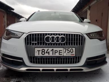 A6 allroad quattro 2013 отзыв автора | Дата публикации 29.12.2017.