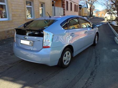 Toyota Prius 2009 - отзыв владельца