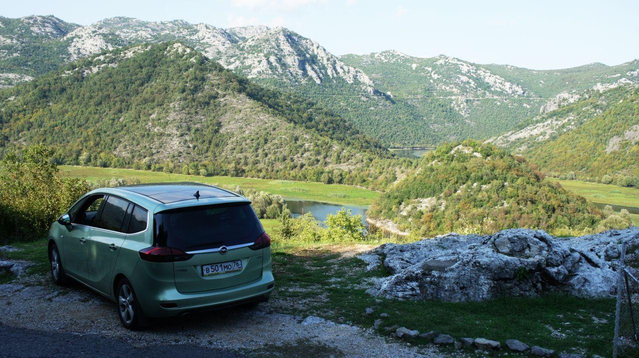 Вокруг Скадарского озера. Черногория