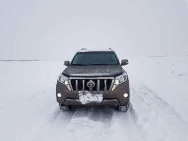 Toyota Land Cruiser Prado, 2014