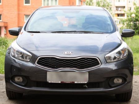 Kia Ceed 2013 - отзыв владельца