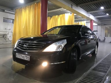 Nissan Teana 2011 отзыв автора | Дата публикации 05.01.2018.