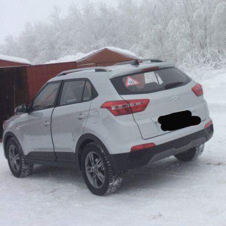 Hyundai Creta 2017 - отзыв владельца