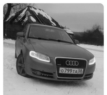 Audi A4 2005 - отзыв владельца