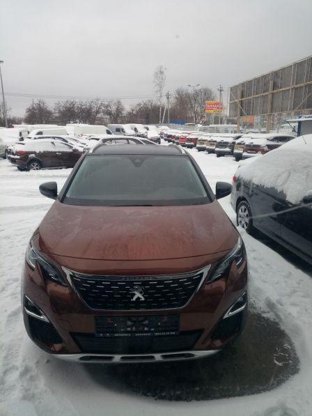 Peugeot 3008 2017 - отзыв владельца