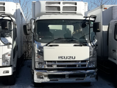 Isuzu Forward, 2012