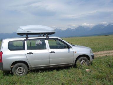 Toyota Probox 2010 отзыв автора | Дата публикации 09.01.2018.
