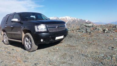Chevrolet Tahoe 2011 отзыв автора | Дата публикации 09.01.2018.