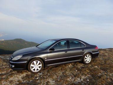Peugeot 607, 2006