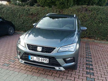 SEAT Ateca 2017 - отзыв владельца